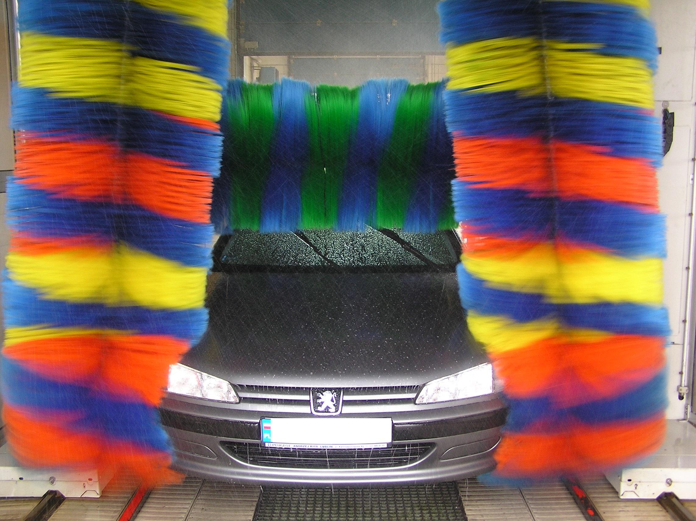 Myjnia samochodowa MPWiK